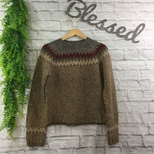 Abercrombie and Finch Pullover Sweater.